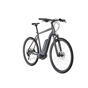Cube Cross Hybrid Pro 500 E-Cross Bike grey